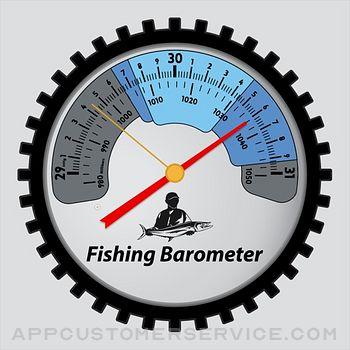 Fishing Barometer Customer Service