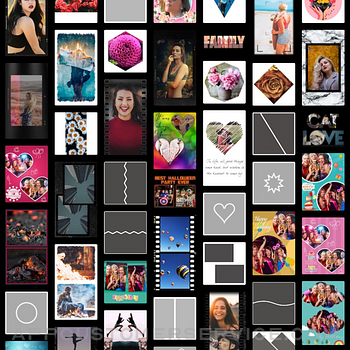 Photo Collage Maker : Pic Grid ipad image 1