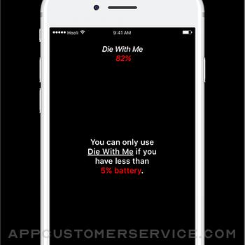 Die With Me iphone image 1