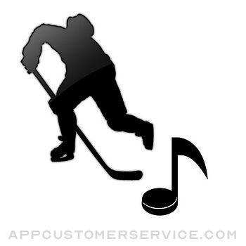 Ice Hockey Dad's Playlist Customer Service