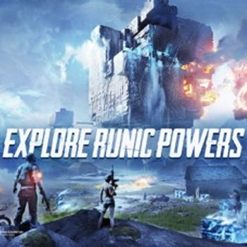 PUBG MOBILE - RUNIC POWER iphone image 1