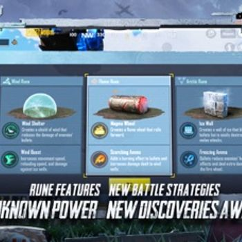 PUBG MOBILE - RUNIC POWER iphone image 3
