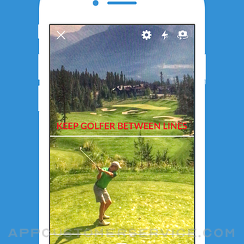 The Golf Tracer iphone image 3