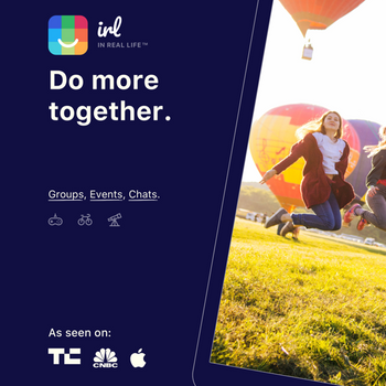 IRL - Do More Together ipad image 1