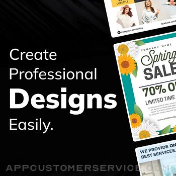 Flyer Maker Poster Maker iphone image 1