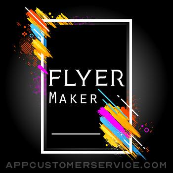 Flyer Maker Poster Maker Customer Service
