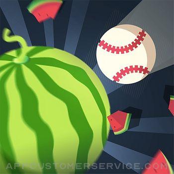Baseball Crash Customer Service