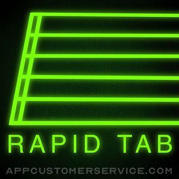 Rapid Tab Customer Service