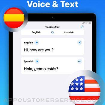 Translate Now - Translator ipad image 3