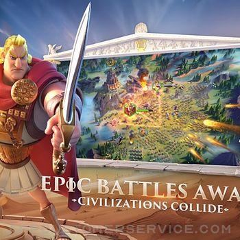 Rise of Kingdoms ipad image 4