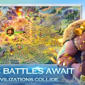 Rise of Kingdoms iphone image 4