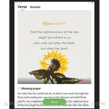 Bible KJV - Daily Bible Verse ipad image 4