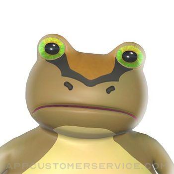 Amazing Frog? Customer Service