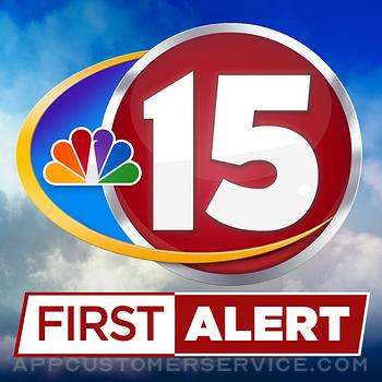 NBC15 First Alert Weather Customer Service