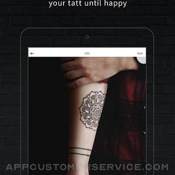 INKHUNTER PRO Tattoos try on ipad image 3