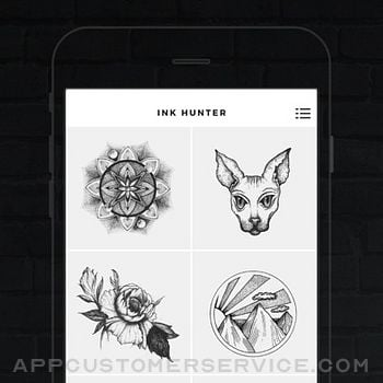 INKHUNTER PRO Tattoos try on iphone image 1
