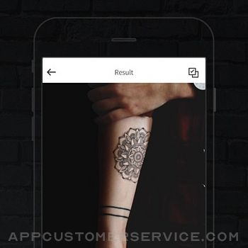INKHUNTER PRO Tattoos try on iphone image 4