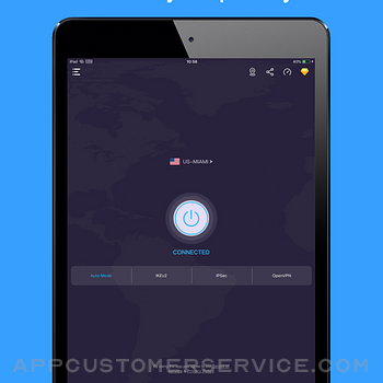 VPN - Super Unlimited Proxy ipad image 1