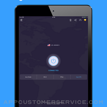 VPN - Super Unlimited Proxy ipad image 3