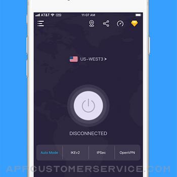VPN - Super Unlimited Proxy iphone image 1