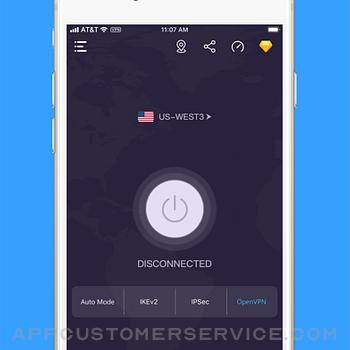 VPN - Super Unlimited Proxy iphone image 3