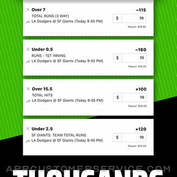 DraftKings Sportsbook & Casino iphone image 2