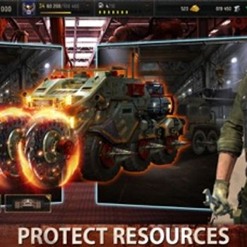 Age of Z Origins:Tower Defense iphone image 4