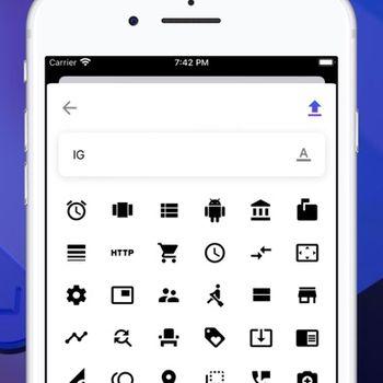 App Icon Maker - Design Icon iphone image 4