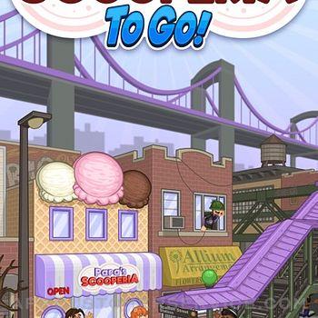 Papa's Scooperia To Go! iphone image 1