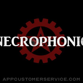 Necrophonic ipad image 1