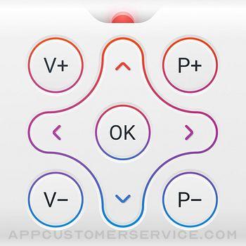 Universal remote tv smart Customer Service