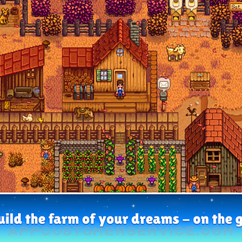 Stardew Valley ipad image 1