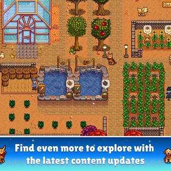 Stardew Valley ipad image 2