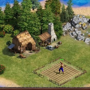 Rise of Empires: Fire and War ipad image 1
