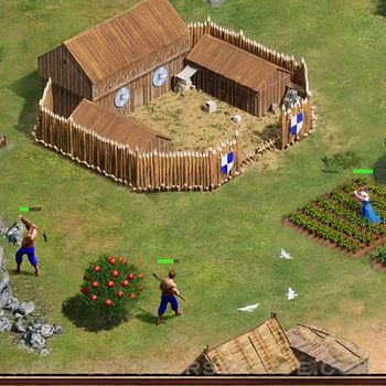 Rise of Empires: Fire and War ipad image 2