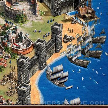 Rise of Empires: Fire and War ipad image 3