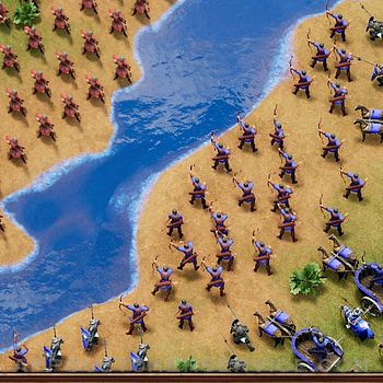 Rise of Empires: Fire and War ipad image 4