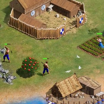 Rise of Empires: Fire and War iphone image 2
