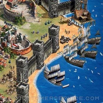 Rise of Empires: Fire and War iphone image 3