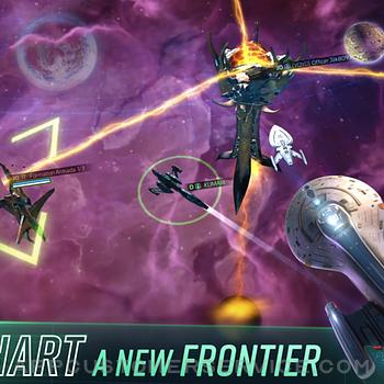 Star Trek Fleet Command ipad image 1