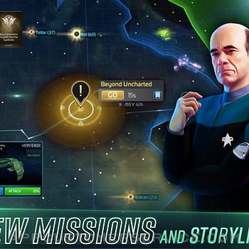 Star Trek Fleet Command ipad image 2