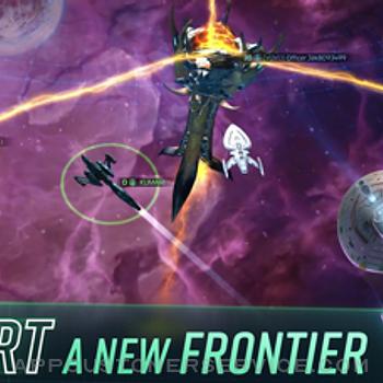 Star Trek Fleet Command iphone image 1