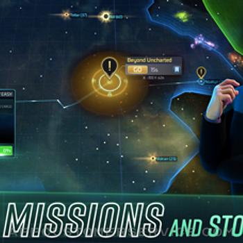 Star Trek Fleet Command iphone image 2
