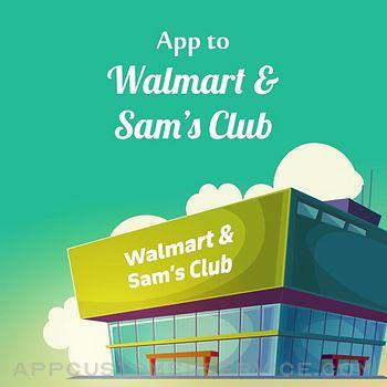 App to Walmart and Sam's Club Customer Service
