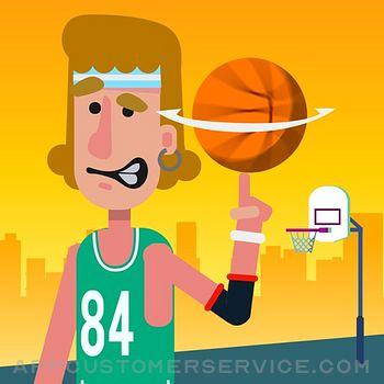 Basketball Orbit - Live Stars Customer Service