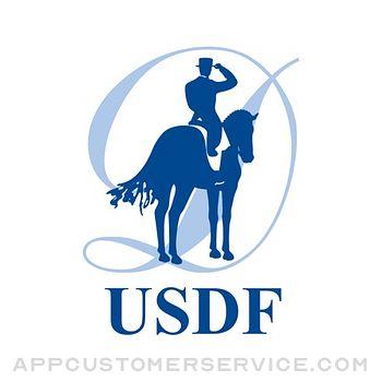 TestPro US Dressage Federation Customer Service