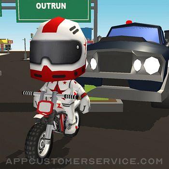 Motocross Mini Outrun Customer Service