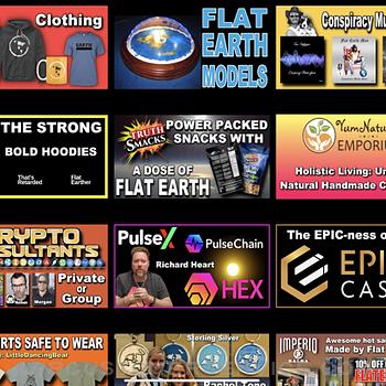 Flat Earth Sun, Moon & Zodiac ipad image 3