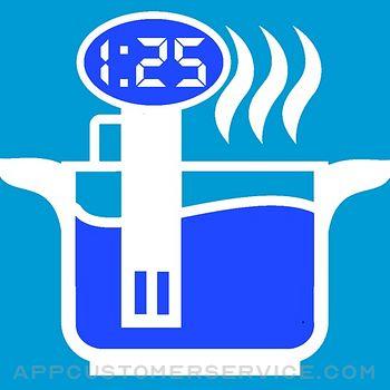 Sous Vide Temperature & Timer Customer Service