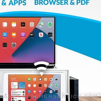 TV Mirror+ for Chromecast ipad image 2